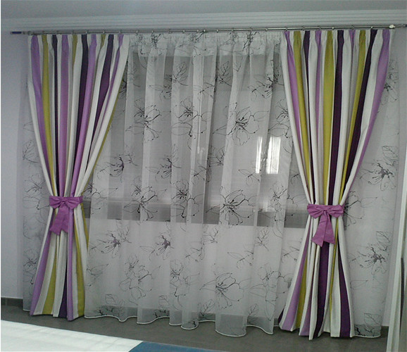 Cortinas dormitorio matrimonio cortinas dormitorio for Cortinas para dormitorio de matrimonio